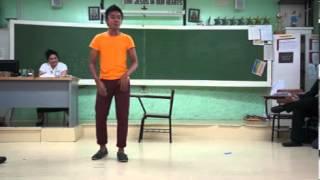 Julian's Filipino Monologue