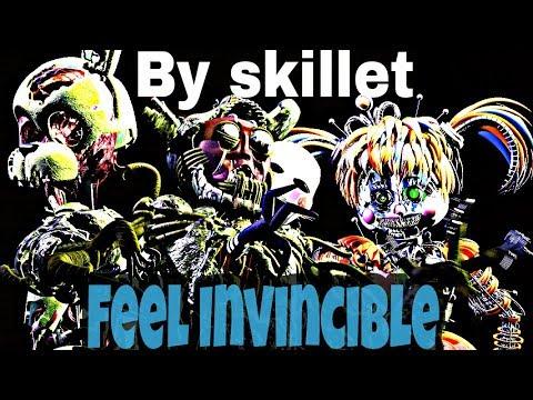 "[SFM FNaF] ▶ ""Feel Invincible"" (Song by Skillet)"