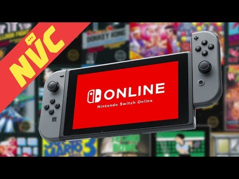 Our First Impressions of Nintendo Switch Online, Valkyria Chronicles 4, and More! - NVC Ep 425