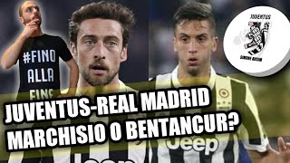 Juve-real, Marchisio O Bentancur Al Posto Di Pjanic? ||| Avsim Zoom