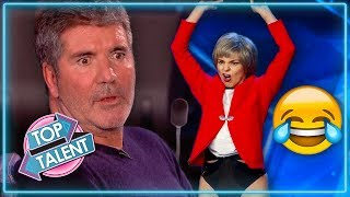Download lagu Weirdest and Funniest Auditions on Britain's Got Talent 2019 | Top Talent