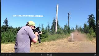 Gunfire comparison. Headspace vs Stephan Paddock