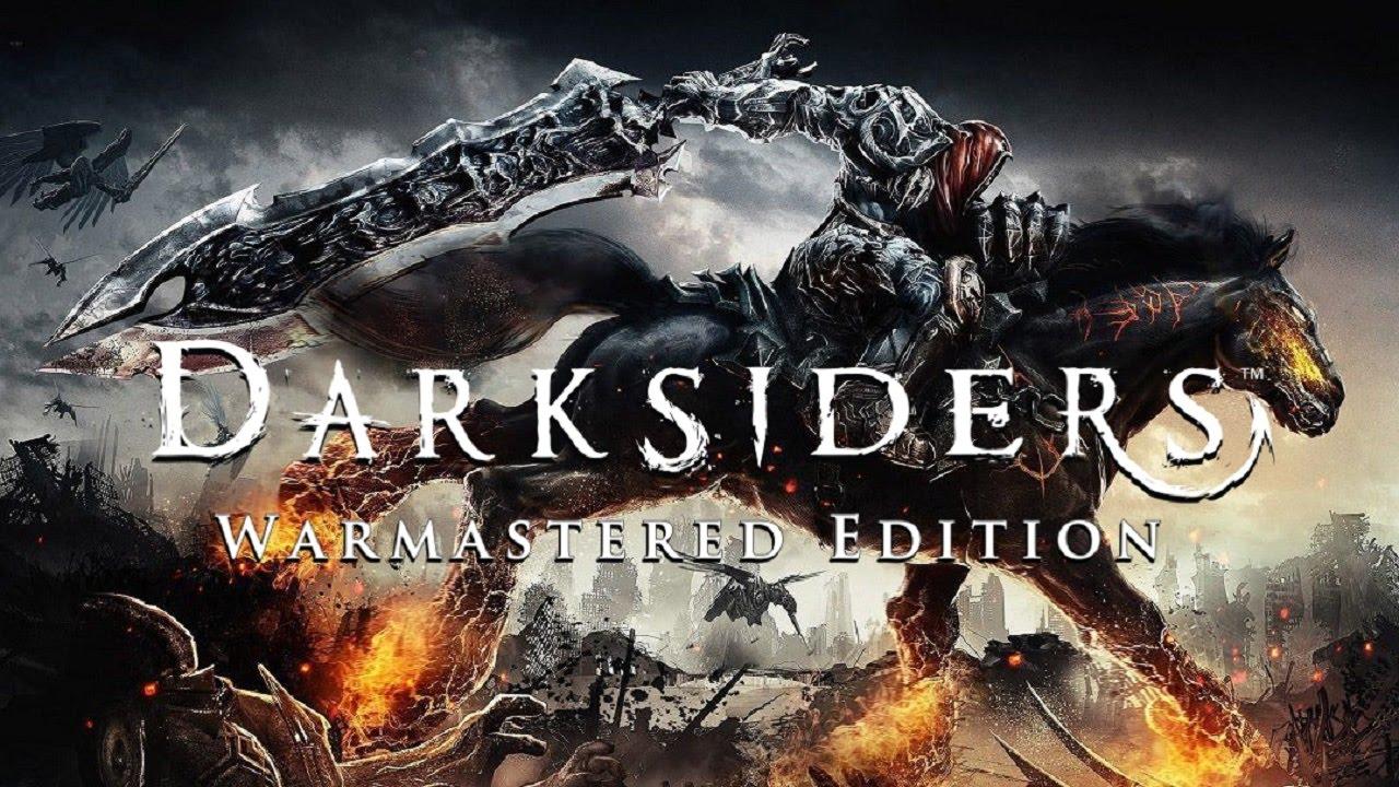 Darksiders Trailer
