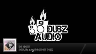 DJ GUV - DOUR #25 PROMO MIX