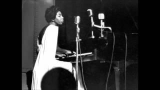 "Nina Simone ""Work Song"", 1961"
