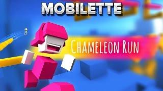 Mobilette #16 : Chameleon Run