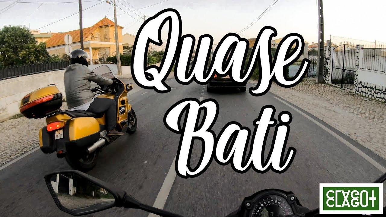 Quase Bati! - #6 - Kawasaki z650