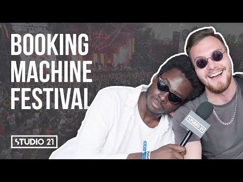 Booking Machine Festival — колыбельная Thomaz Mraz и прощальная речь Oxxxymiron