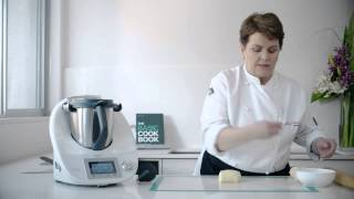 Rough puff pastry with Thermomix ®