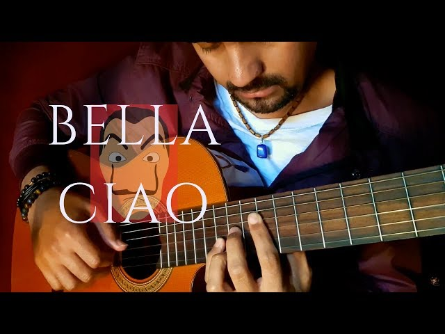 Bella Ciao on Classical Guitar | by Luciano Renan