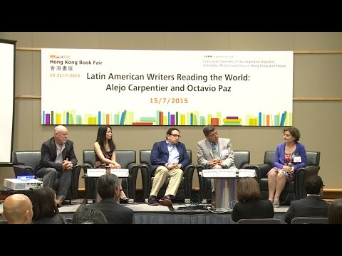 Hong Kong Book Fair 2015: Latin American Writers Reading the World