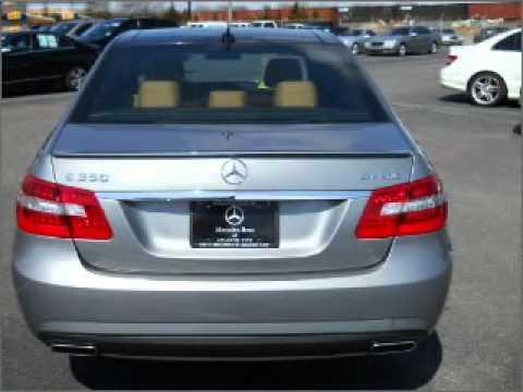 2011 Mercedes Benz E Class   W Atlantic City NJ