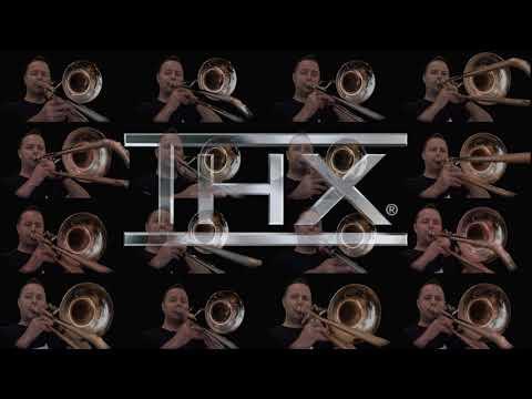 THX Deep Note Sound Logo - Trombone Cover Version