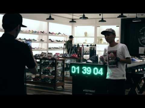 adidas YEEZYBOOST 350 Launch Recap   CROSSOVER Sunway