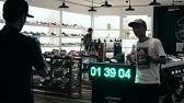 9ca319abe Shoe Palace adidas Yeezy Boost 350 Low Release on Melrose - YouTube