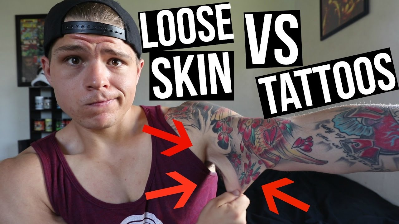 Loose Skin Tattoos Mornin Oats Youtube