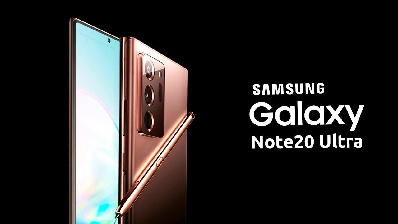 Samsung Galaxy Note 20 Ultra - ОФИЦИАЛЬНО! ВАУ!!!