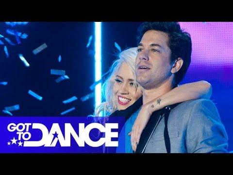 Kimberly Wyatt & Adam Garcia Perform  Got To Dance Series 3