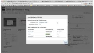 Release Management w JIRA & Bamboo
