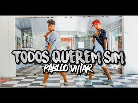 Pabllo Vittar - Todos Querem Sim / Coreografia (Thi Oficial) Solo Version - I Got It