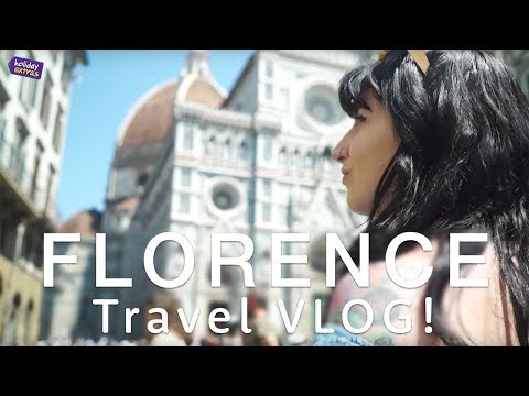 FLORENCE 🇮🇹 | Travel Guide VLOG - Travel Better with Holiday Extras