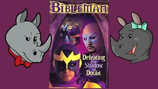 Sober Movie Night #1: Bibleman - Defeating the Shadow of Doubt