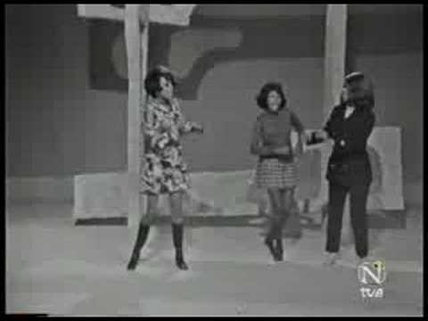 Diana Ross & The Supremes in Spanish TV (3) - Thou swell