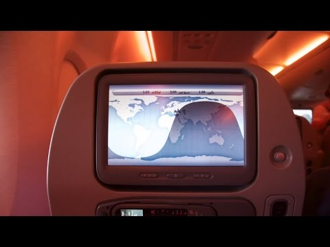 Emirates A380 Economy Class Flight Review: EK74 Paris to Dubai