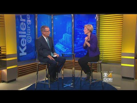Keller @ Large: Interview With Senator Elizabeth Warren