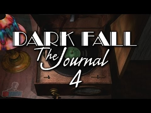 Dark Fall The Journal Part 4 | PC Gameplay Walkthrough | Game Let's Play
