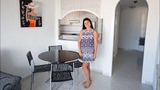Светлая квартира в Испании недорого, 3 комнаты, 74 900€ Коста Бланка(, 2014-07-11T14:38:44.000Z)