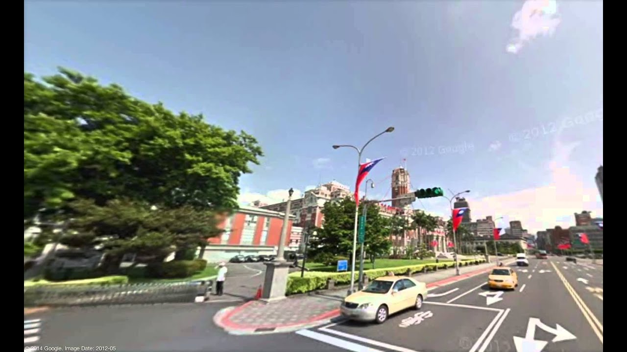 google 街景變動畫 - YouTube