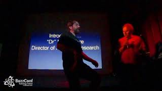 Gambar cover Rocket Surgery, Andy Gelme & Nick Moore -  BuzzConf Night, August 2017