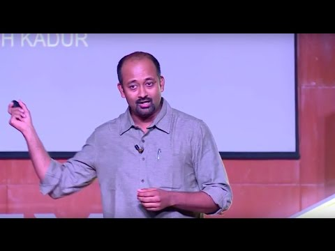 The Art and Science of Conservation | Sandesh Kadur | TEDxAmityUniversity