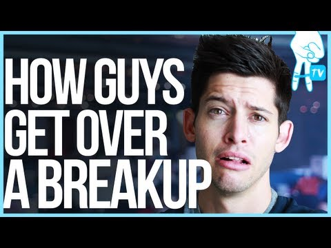 how guys get over a breakup! - #dearhunter