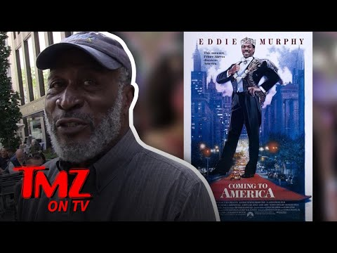 Will There Be A 'Coming To America' Sequel? | TMZ TV