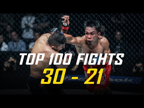 ONE Championship's Top