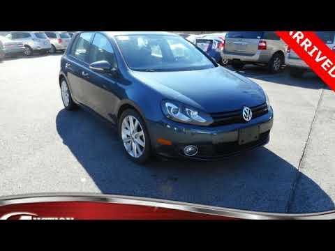 2011 Volkswagen Golf Raleigh NC Durham, NC #G33721