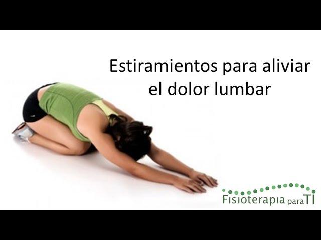 ejercicios de estiramiento para el dolor en la ingle