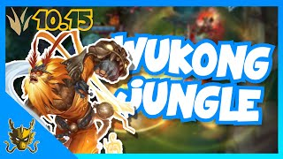 QUICK FF! | Radiant Wukong Jungle S10 Patch 10.15