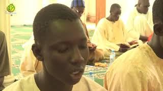 Lundi 04 mars 2019: lecture du Saint Coran à la Daara Hizbut-Tarqiyyah de Dakar