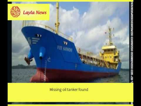 Missing oil tanker found |  By : CNN