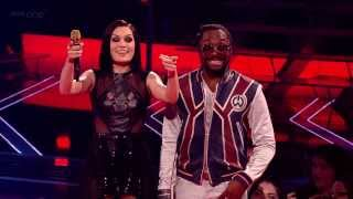 (HD) THE VOICE UK COACHES