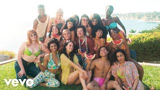 Gambar cover Harry Styles - Watermelon Sugar (Behind the Scenes)