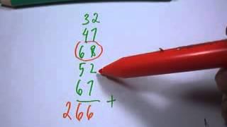 Berhitung Cepat Penjumlahan - matematika sd smp sma