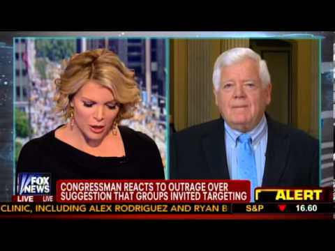 Megyn Kelly Questions Jim McDermott