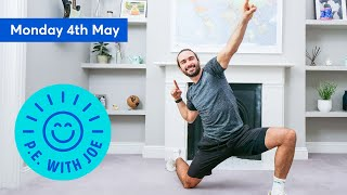 PE With Joe (and Rosie) | Monday 4th May