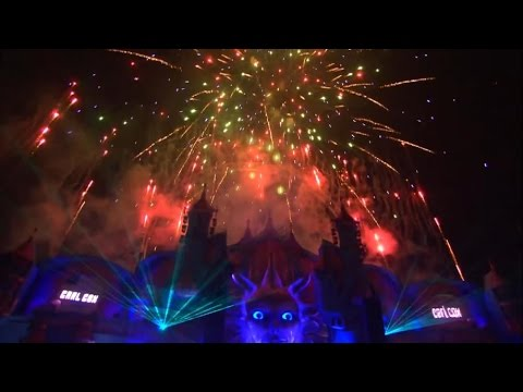 Carl Cox - Dominator (Oh Yes, Oh Yes & Fireworks) @ Tomorrowland 2012