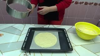 Премьера Готовим коржи и крем на торт Молочная девочка