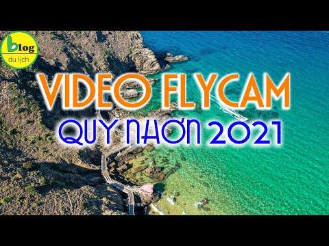 Video Flycam du lịch Quy Nhơn 2021 - đầy đủ các địa điểm du lịch Quy Nhơn